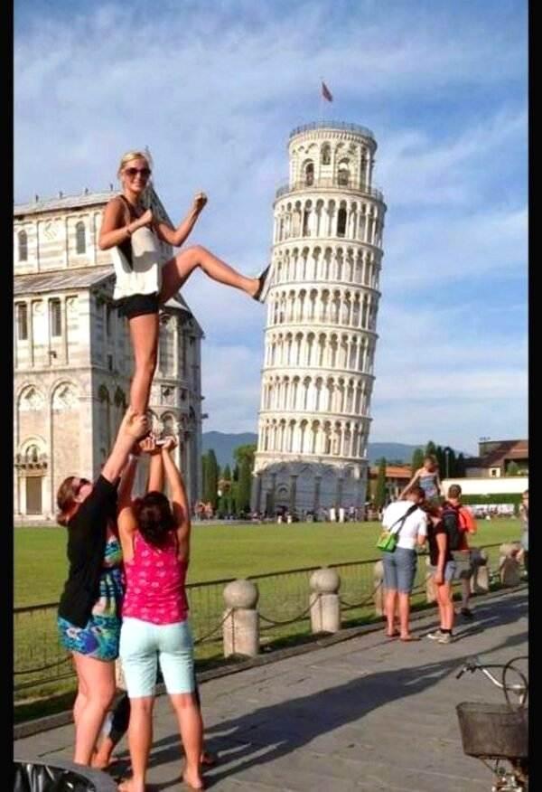 Beste foto Toren van Pisa