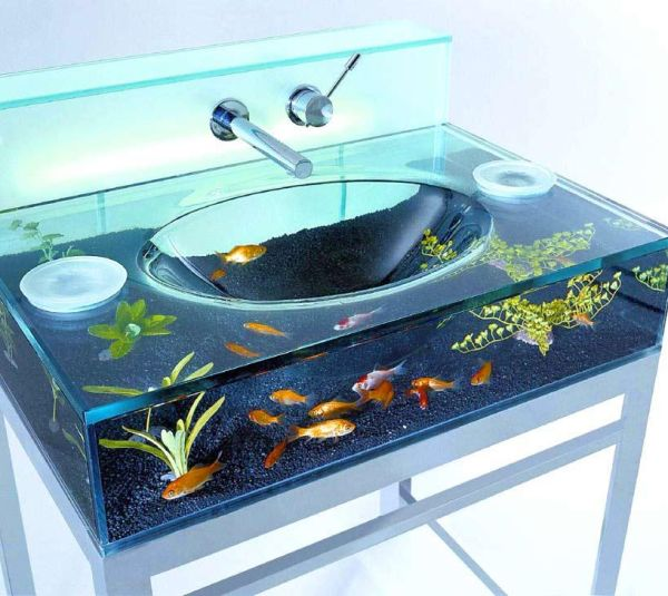 Wasbak aquarium  Grappige Plaatjes # Wasbak Kuisen_130117