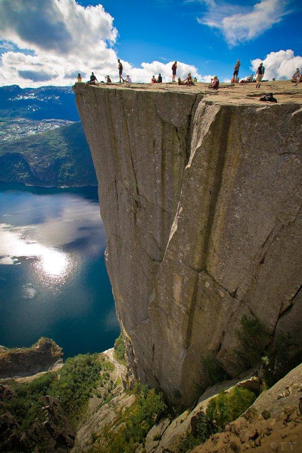 WOW, wat een uitzicht!