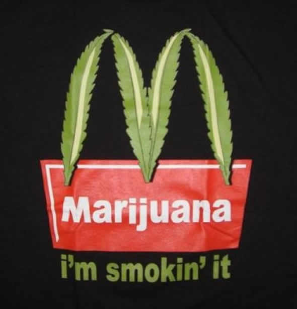 Marihuana - I'm Smokin' It